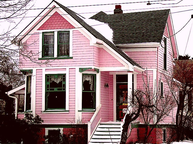 Life In A Pink House Little Pink Houses For Him And Me