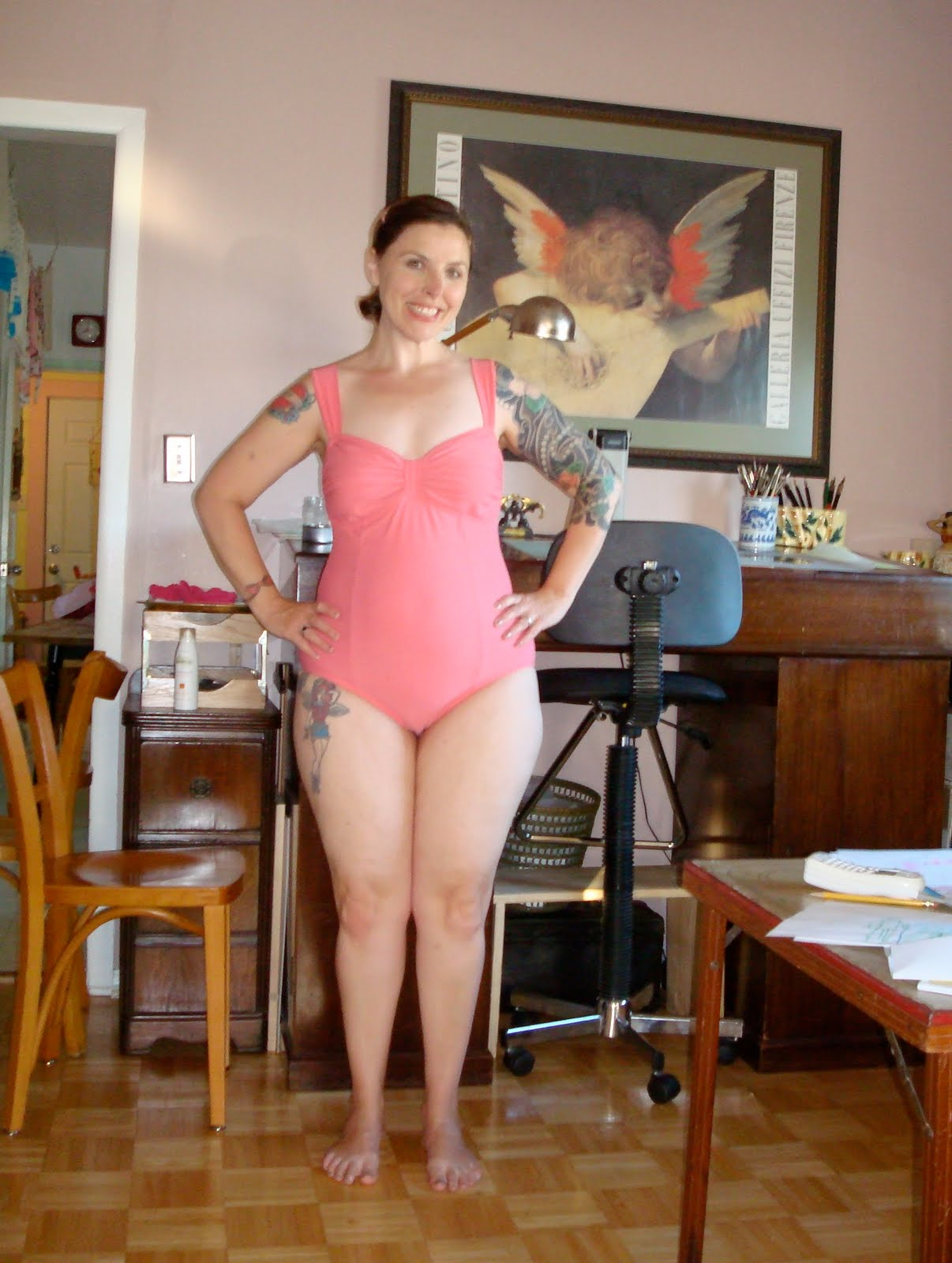 Life In A Pink House: Weight Watcher Update