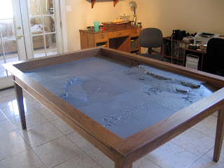 all things 40k gaming table