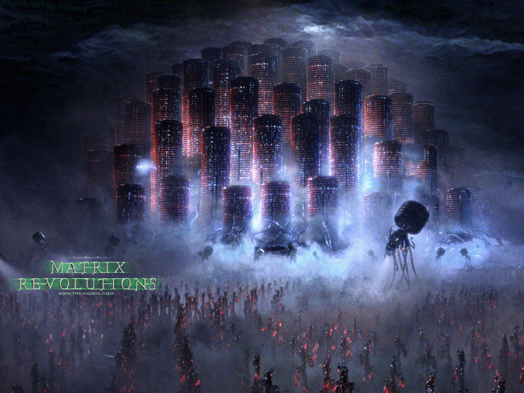 Entertainment-Zone: The Matrix Revolution | 1024 x 768 jpeg 183kB