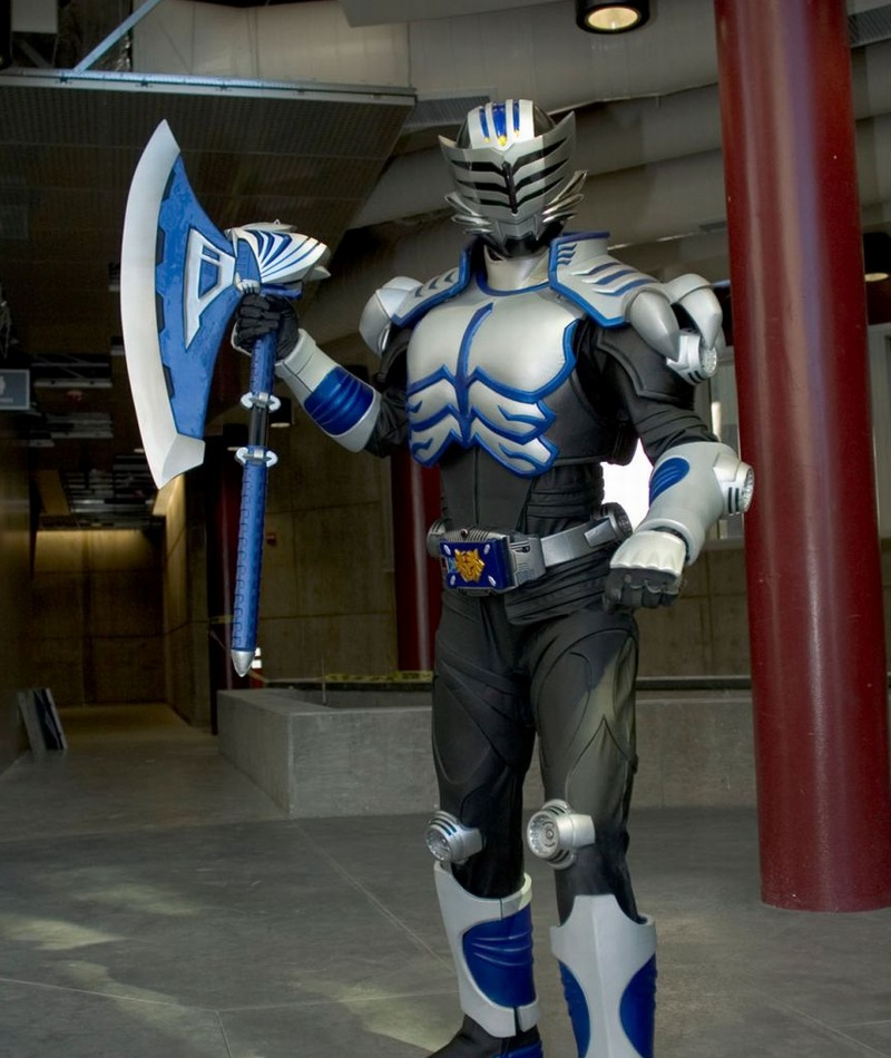 Kamen Rider Eubulon Advent Deck