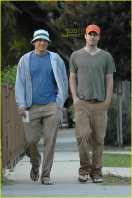 HOLLYWOOD SPY: WENTWORTH MILLER AND LUKE MACFARLANE ARE ...