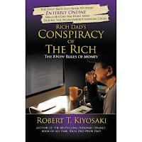 Libro la Conspiración de los Ricos en español - Robert kiyosaki