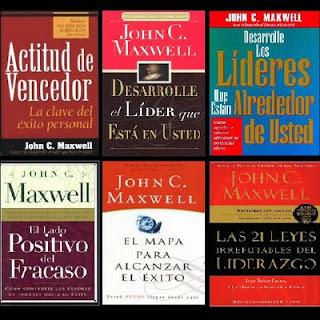 Pack con los mejores Libros de John C. Maxwell