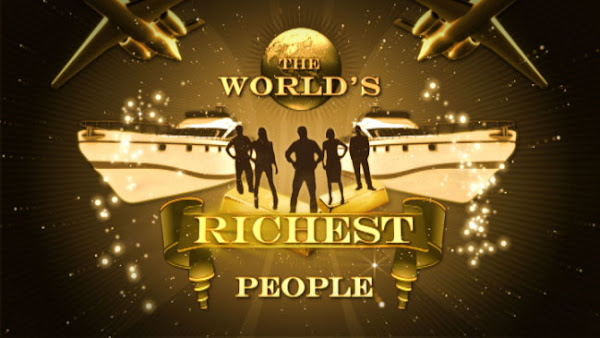 Documental Grandes millonarios del mundo - Discovery Channel