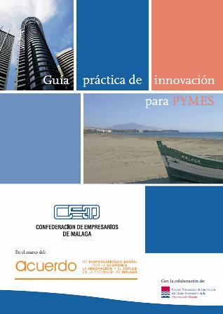 Guía práctica de Innovación para Pymes – por la CEM