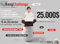 Big bang challenge