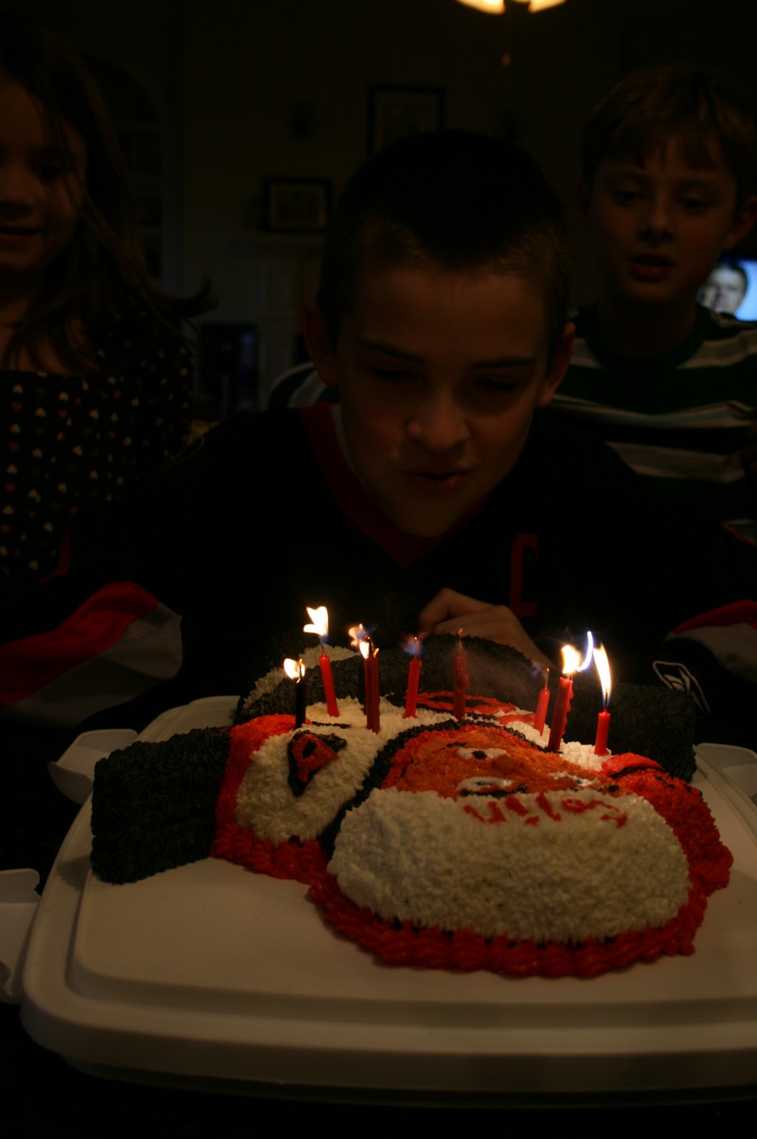 Adventures In Homeschooling Colin S 11th Birthday And