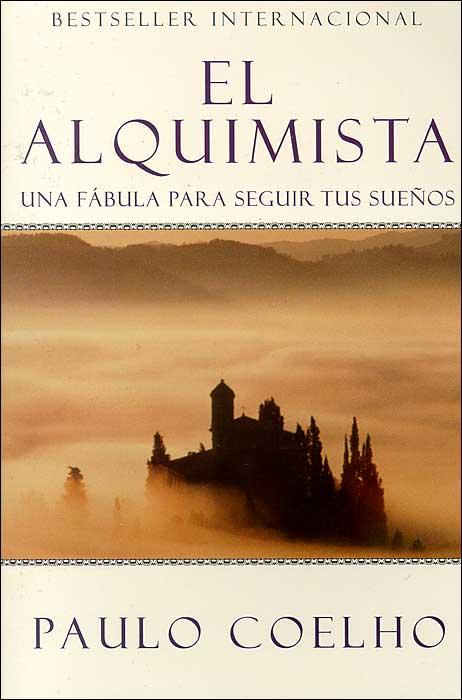 Novelas Autoayuda: El Alquimista