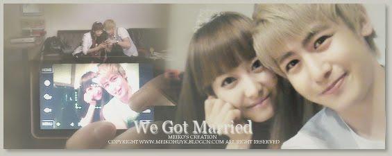 Profile Khuntoria Couple (We Got married Season 2 ...