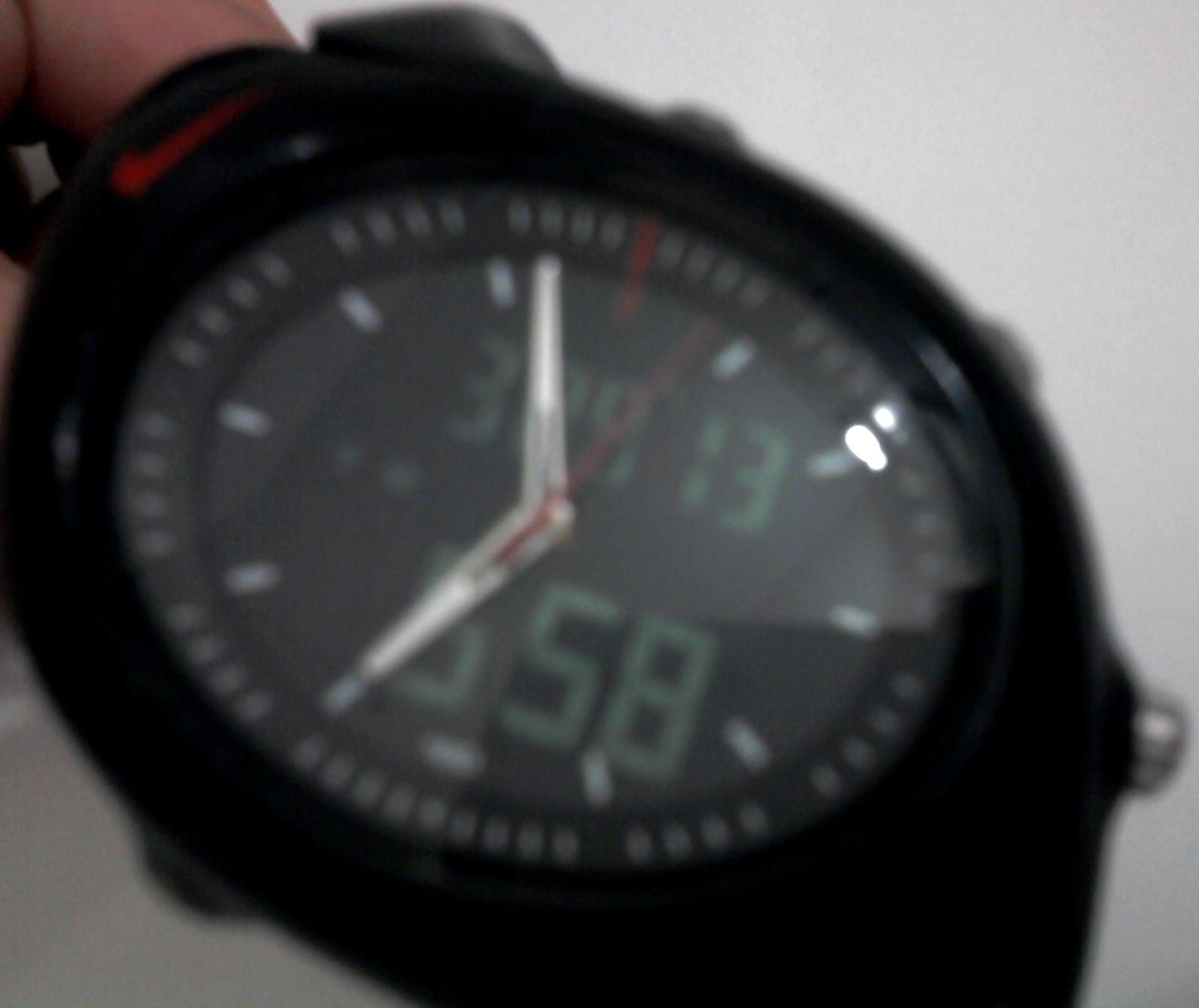 c27eedb9707 Love Mode  Nike Triax Swift ADX Watch - Black Black Sport Red ...