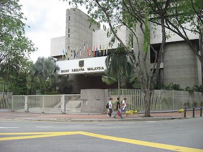 Bank negara malaysia forex rate