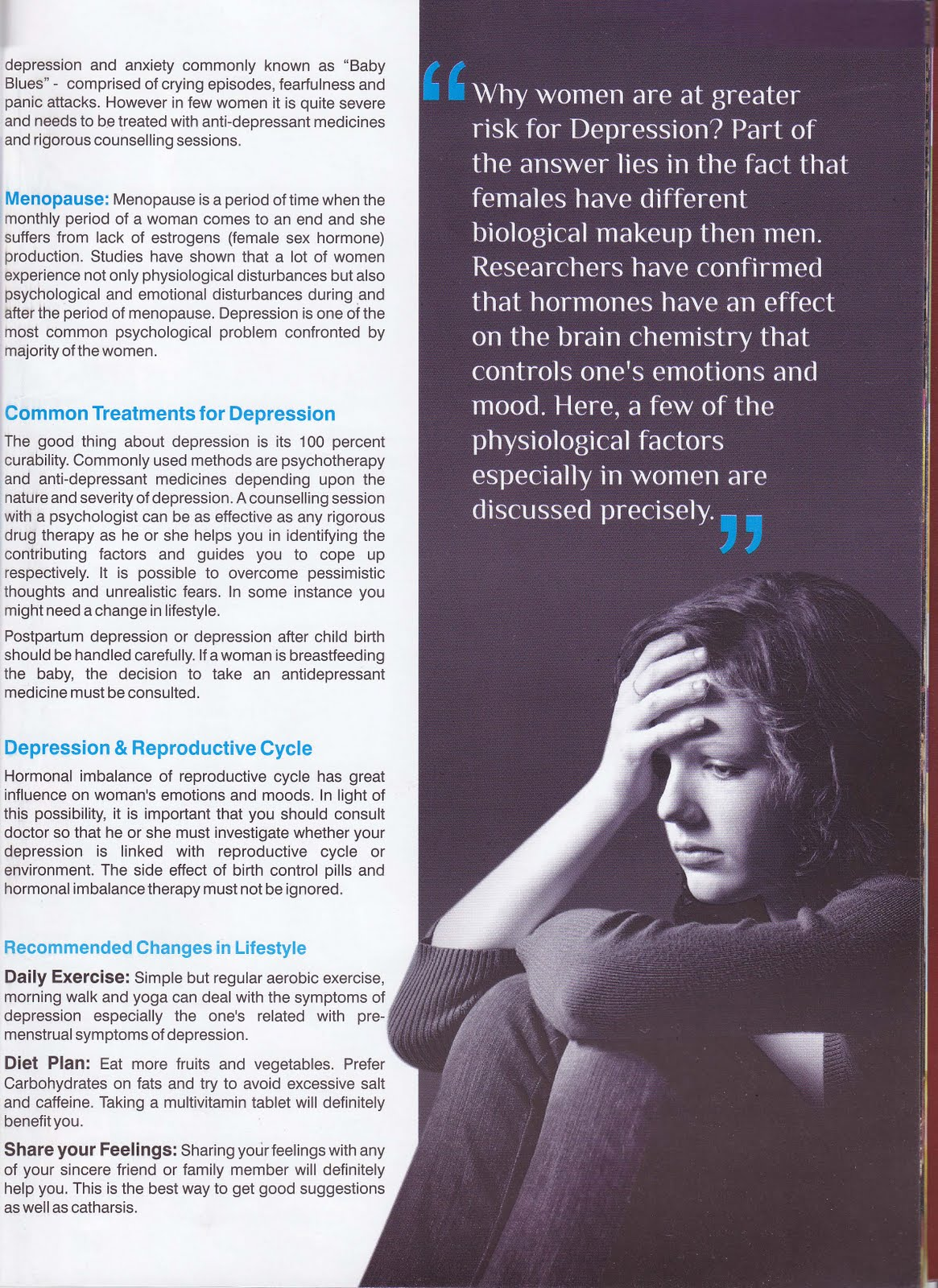 panic attack symptoms brain
