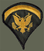 U.S. Army Specialist 5 patch
