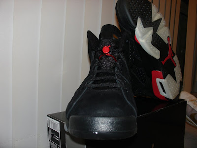 ric on the go: New Air Jordan 6s (Retro) released