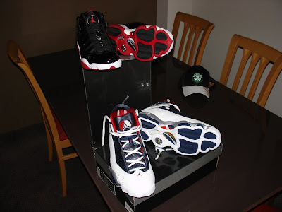 Jordan Six Rings Shoes