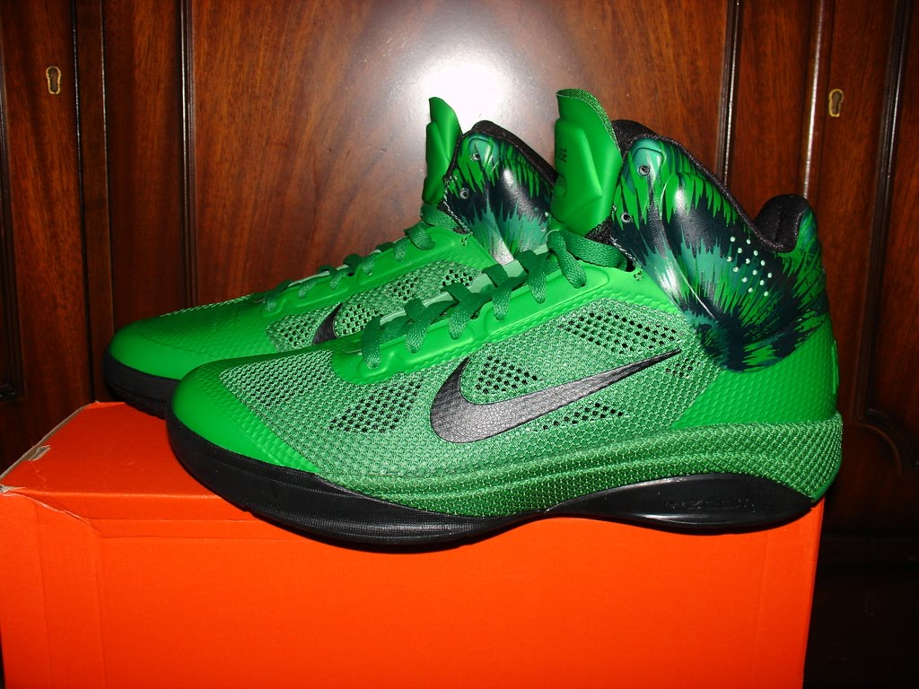 00a31f9589b ric on the go  Rajon Rondo s Nike Hyperfuses from the 2010 NBA Finals