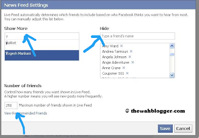 facebook optimization