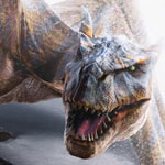 Canavar, eskiden yaşamış olan bir dinozor