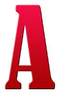 A harfi, Alfabenin ilk harfi