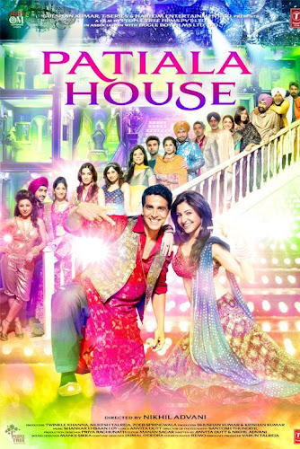Patiala House (2011) Movie Poster