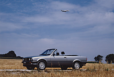 The Driving Philosopher: Is the BMW E30 320i and 325i Convertible a