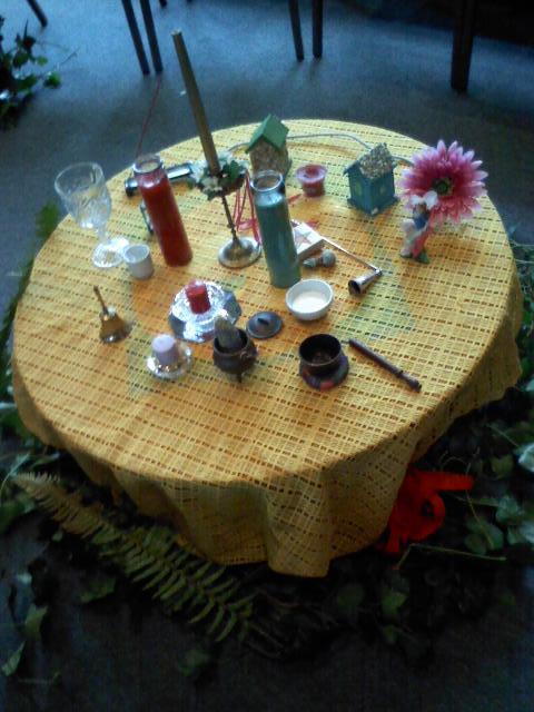Litha Ritual our Litha Ritual tonight