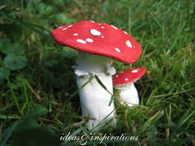 ideas and inspirations fliegenpilze fly agaric. Black Bedroom Furniture Sets. Home Design Ideas