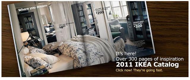 iheart organizing iheart the 2011 ikea catalog. Black Bedroom Furniture Sets. Home Design Ideas