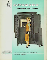 Voting machines we still use in New York State