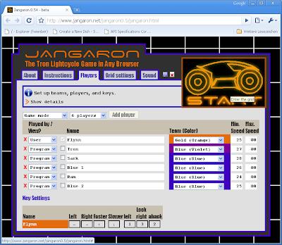 Jangaroo: Jangaroo Applications Work on Google Chrome