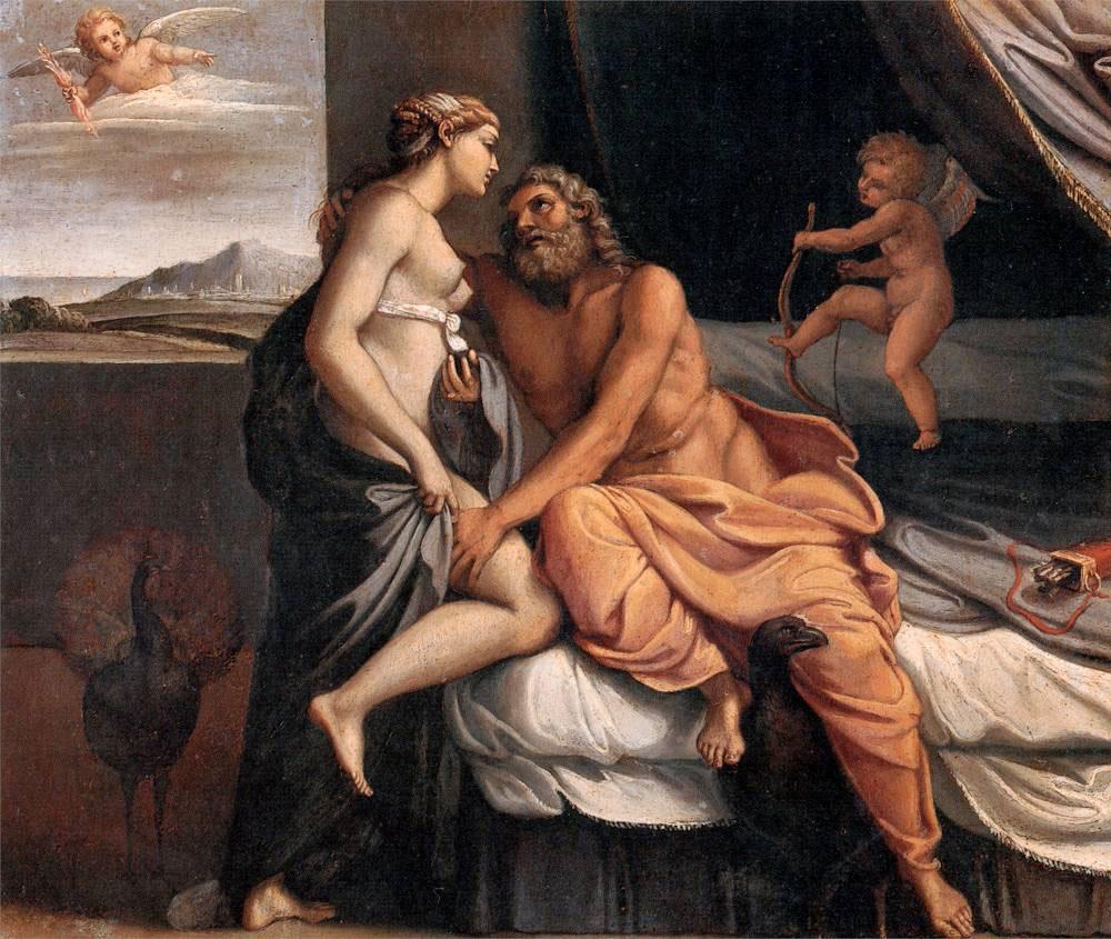 and Greek mythology gods