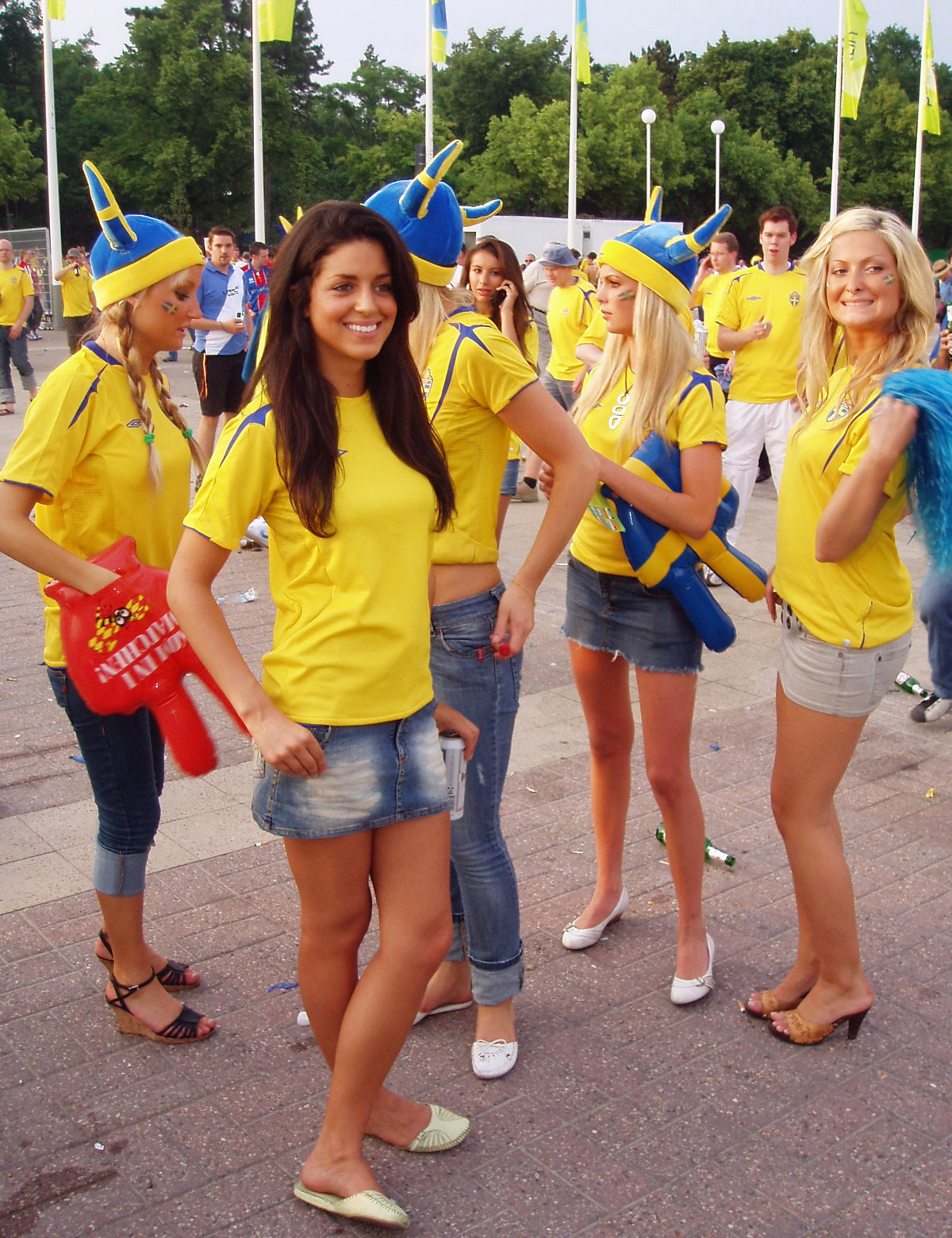 hot girls from sweden