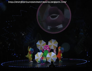 Barney Live In Concert - Birthday Bash! - Mommy Snippets