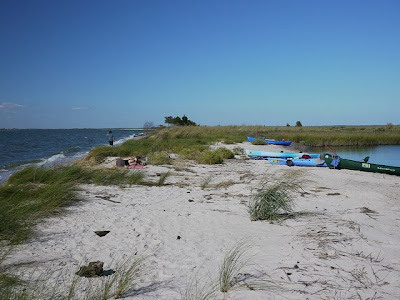 Janes Island Md State Park