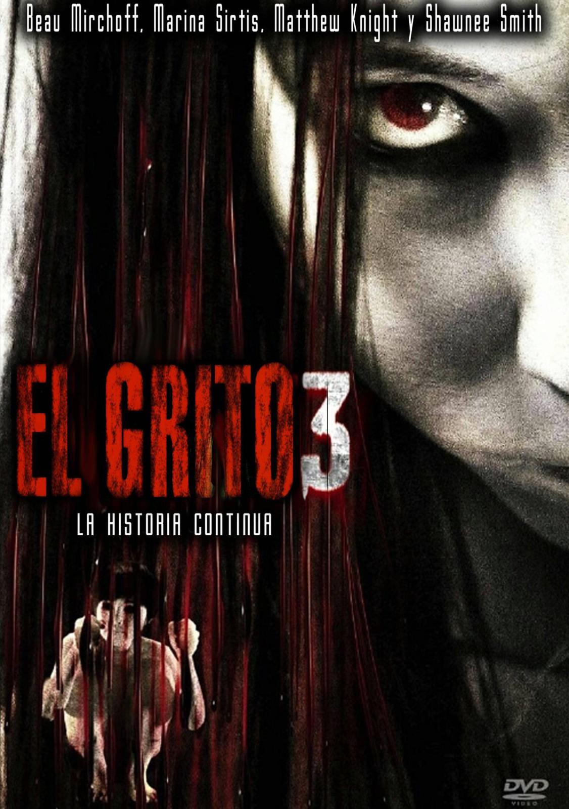 El Grito 3 DVDRip Español Latino