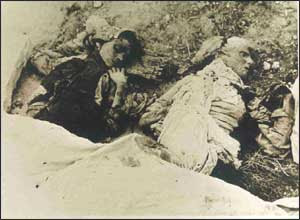 Deir Yassin murdered