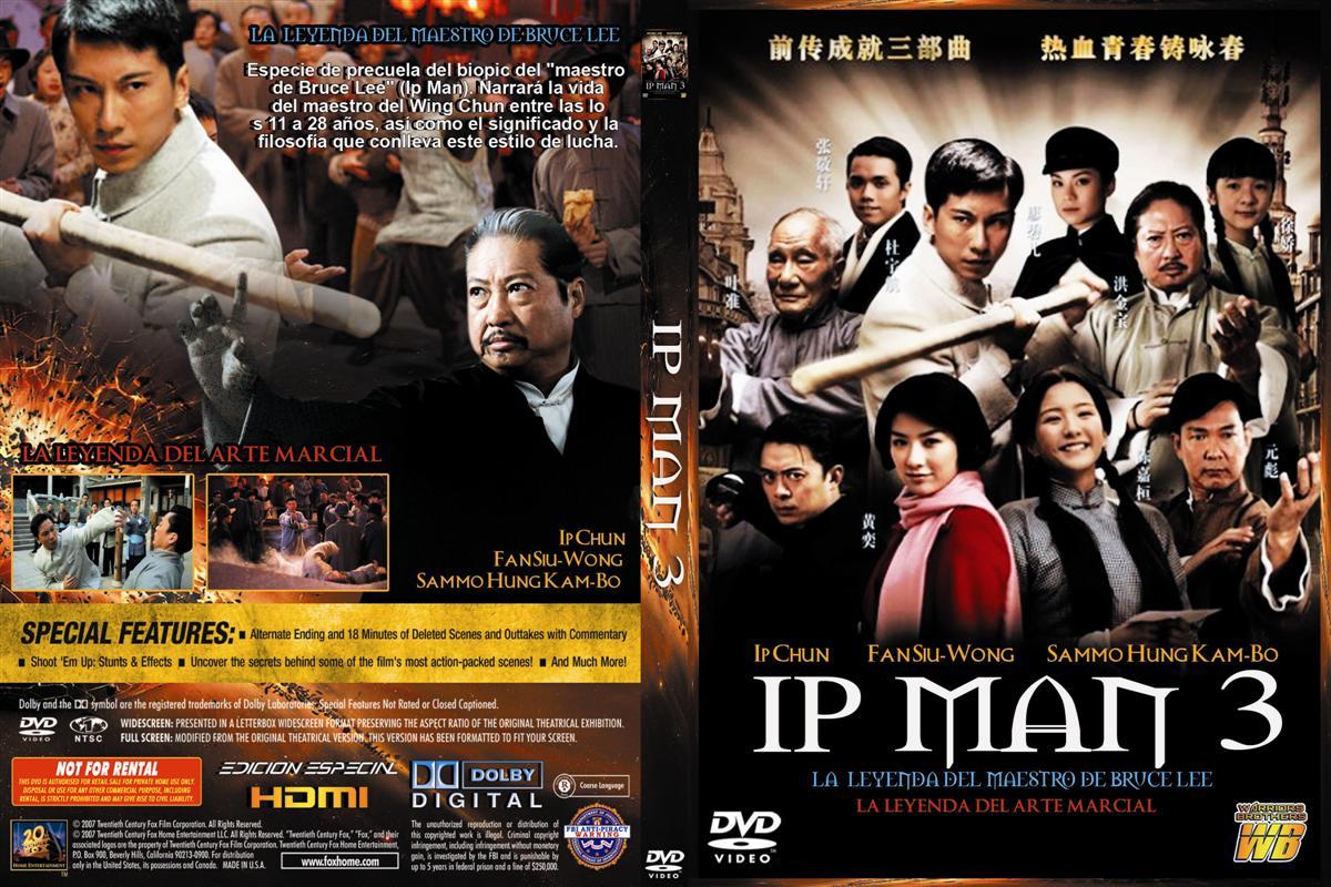 Ip Man : la legende est née [DVDrip]