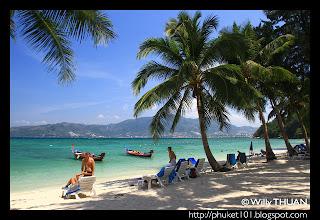 Tri Tra Beach