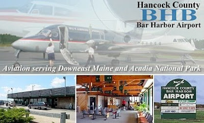 Bad Words: BHB – Bar Harbor Airport, Maine (Airports I ...