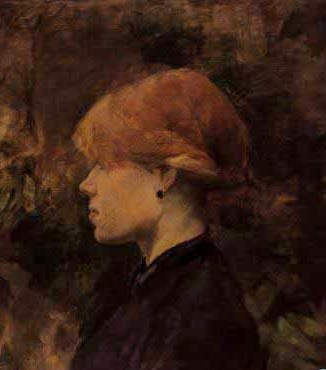 it 39 s about time henri de toulouse lautrec 1864 1901 painted carmen gaudin. Black Bedroom Furniture Sets. Home Design Ideas