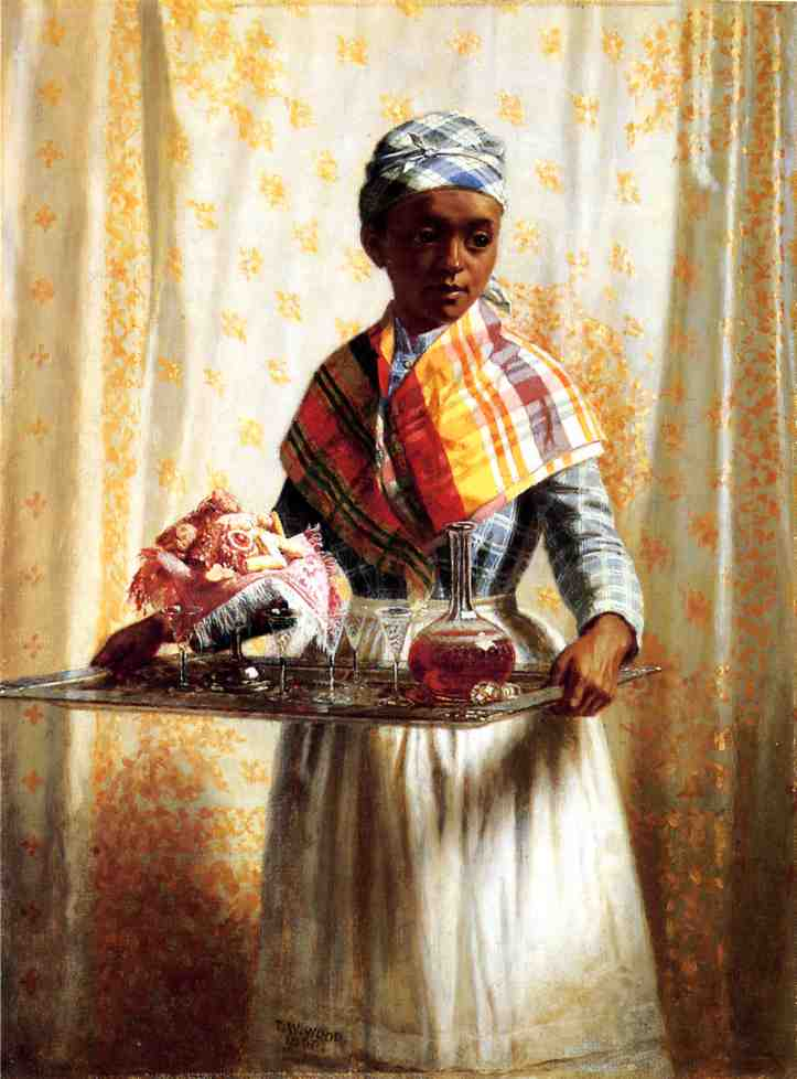 19C American Women: Women Working & a Few Other Paintings ...