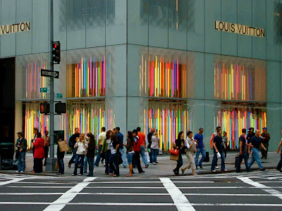 7793cccef19c NYC ♥ NYC  LOUIS VUITTON FIFTH AVENUE FLAGSHIP STORE