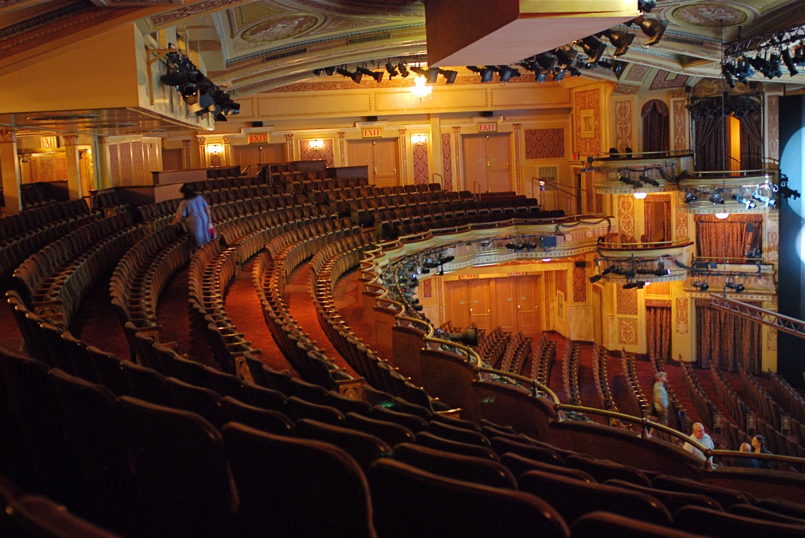 August wilson theatre home of jersey boys also nyc broadway open house tours winter garden mamma rh nyclovesnycspot