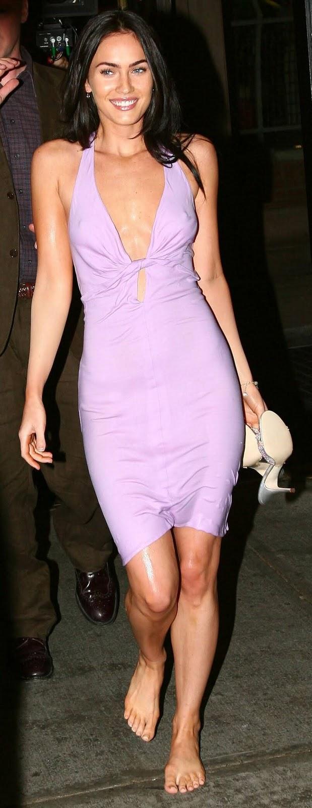 Hot And Romantic Actress Megan Fox Hot Photos-6715