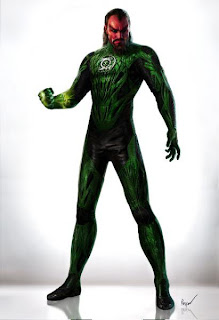 Sinestro - Green Lantern Movie