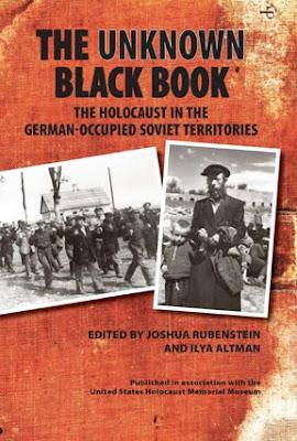 Black book on Soviet Holocaust (1947)