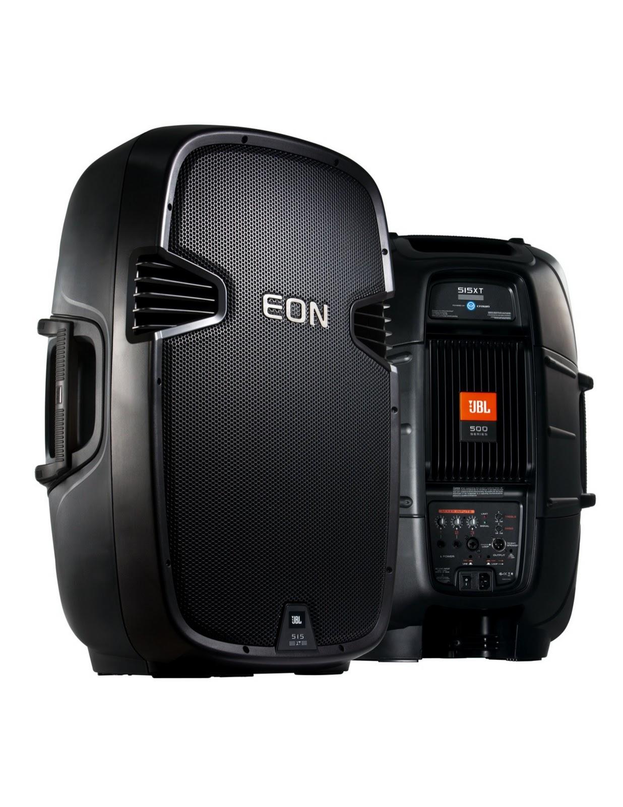 jbl professional introduces its best eon loudspeaker ever. Black Bedroom Furniture Sets. Home Design Ideas