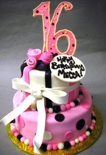 Birthday Cakes Lover Sweet 16 Birthday Cakes
