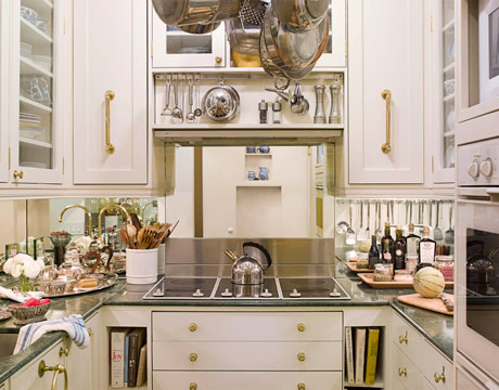 the jewel box home small kitchens